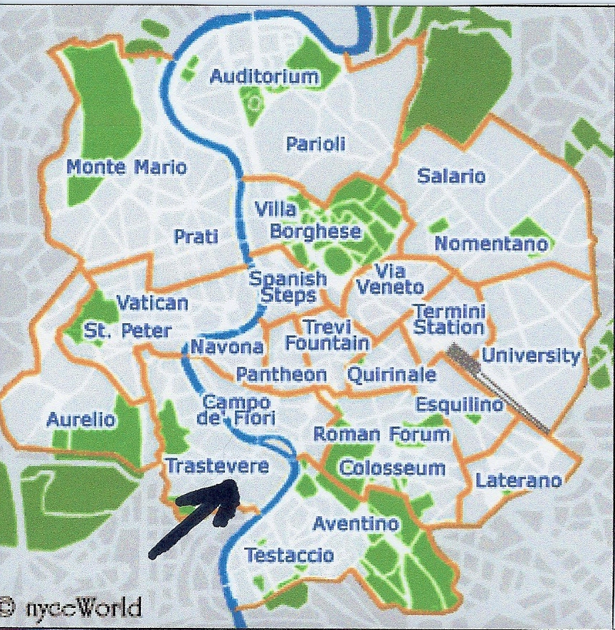 Hotels in Rome | Hotels in the centre of Rome | Leonardi