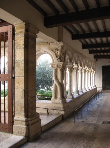 Cloisters at Saint Sauveur