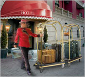 bellman at hotel