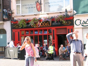 A picturesque pub in Galway