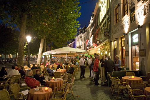 A city I've added to my bucket list:  Maastricht, the Netherlands (2/3)