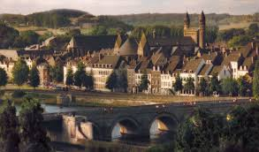 A city I've added to my bucket list:  Maastricht, the Netherlands (1/3)