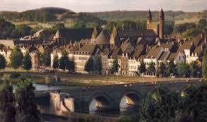 Maastricht skyline