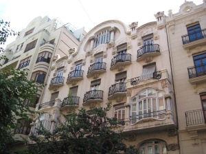 Loved the architecture in Valencia!