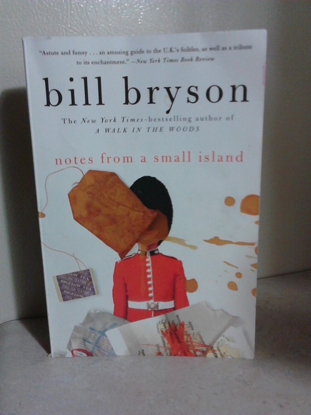 Bryson UK book