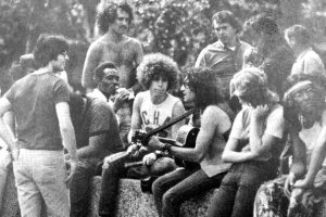 Yellow Springs circa 1969 (hahahahaha!) thanks Yahoo! News