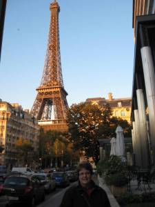 Paris in October is fabulous!