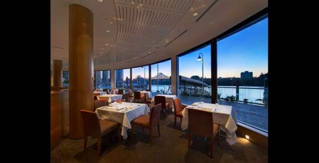And to go to the Eagle Street Pier, which is home to some of Brisbane's finest restaurants and offers unrivalled views of the Brisbane River.