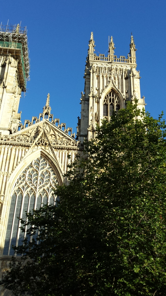 The magnificent York Minster
