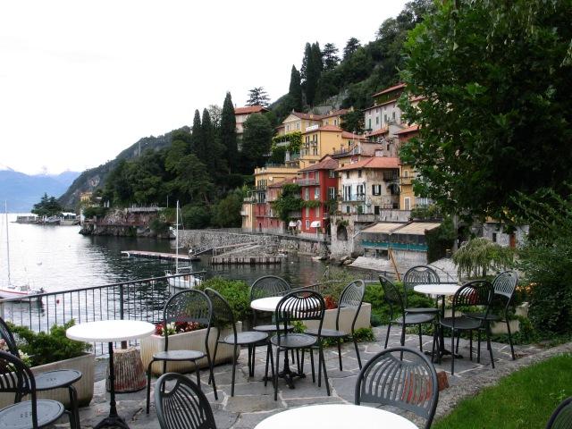 Vernazza, on the shores of Lake Como