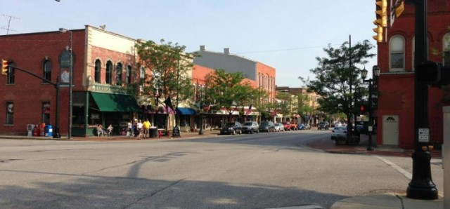 Downtown Willoughby - photo from www.downtownwilloughbyohio.com