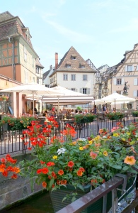 Rick Steves recommends charming Colmar - and it was all that and more!