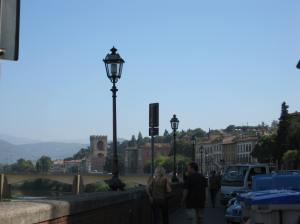 Florence - one of Italy's treasures. Another place I could visit again and again ...